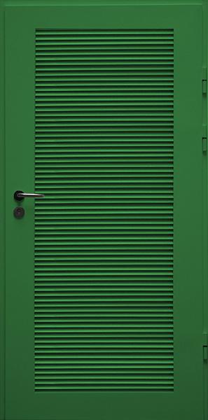 ventilated security doors