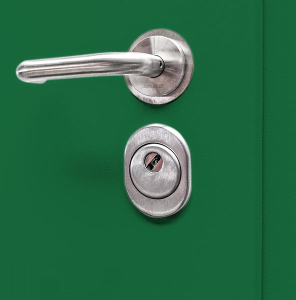 security doors handle