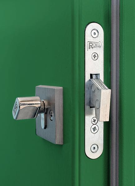 security doors lock