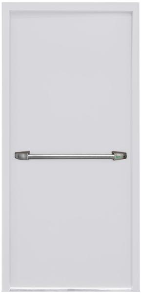Fire Escape Steel Doors